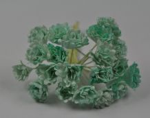 MINT GREEN GYPSOPHILA / FORGET ME NOT Mulberry Paper Flowers